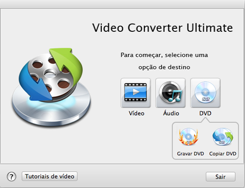 Wondershare Video Converter Ultimate - Imagem 1 do software