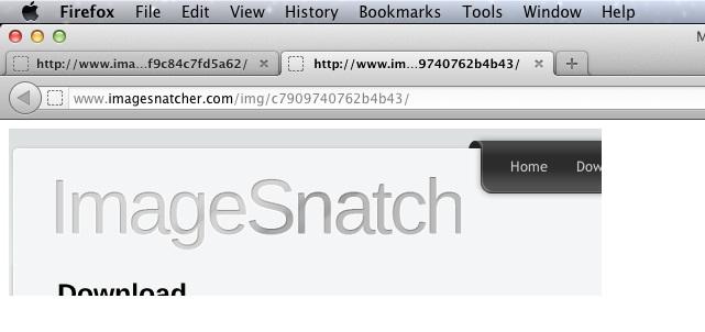 Screenshot disponível instantaneamente online