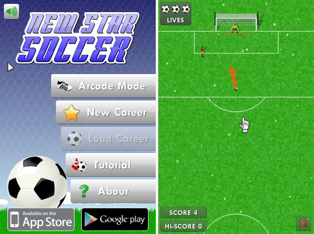 New Star Soccer Online - Imagem 1 do software