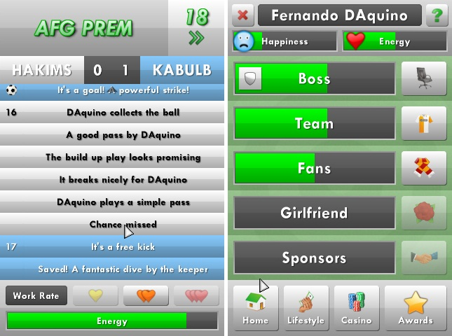 New Star Soccer Online - Imagem 3 do software