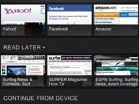Imagem 4 do Yahoo! Axis - A Search Browser