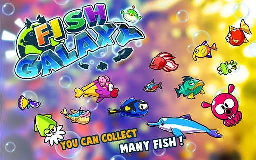 Fish Galaxy - Imagem 1 do software