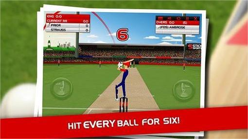 Stick Cricket - Imagem 1 do software