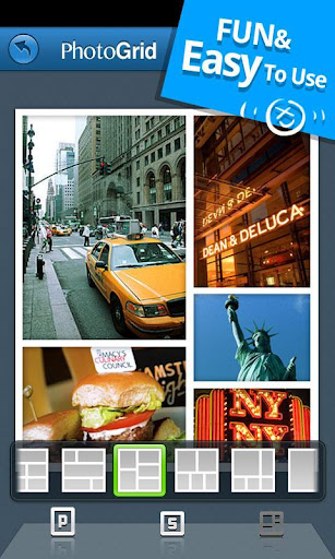 Photo Grid HD - Imagem 1 do software