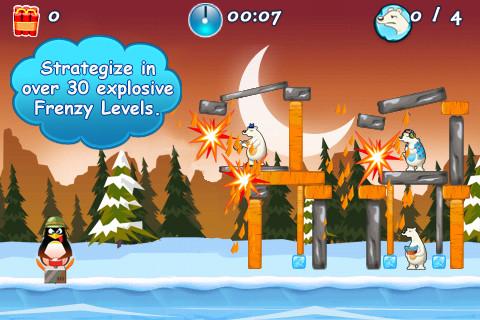 Crazy Penguin Assault - Imagem 1 do software
