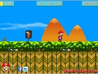 Imagem 3 do Mario Bros. in Sonic World