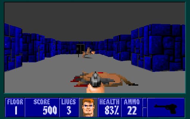 Wolfenstein 3D Online Download to Web Grátis