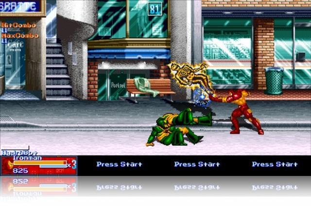Marvel First Alliance - Imagem 1 do software