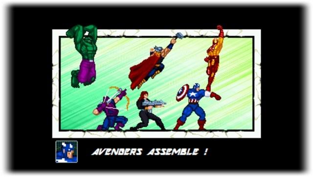 Marvel First Alliance - Imagem 2 do software
