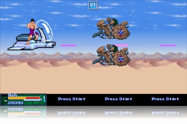 Marvel First Alliance - Imagem 5 do software