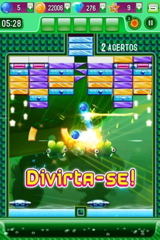 Block Breaker 3 Free+ - Imagem 4 do software