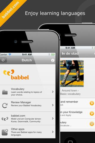Aprenda alemão com babbel.com - Imagem 1 do software