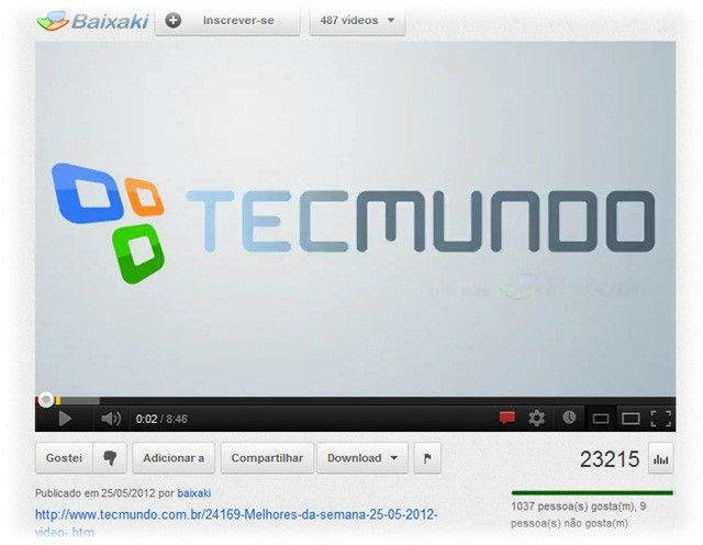 Ultimate YouTube Downloader para Chrome.