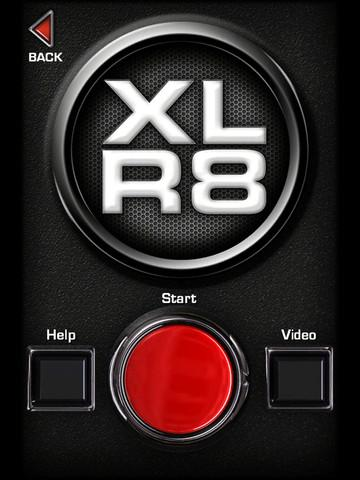XLR8 - Imagem 1 do software