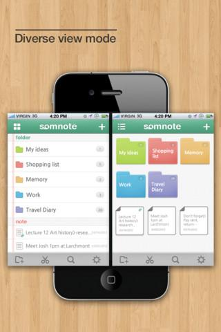 SomNote - Imagem 1 do software