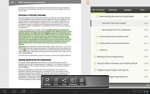 Mantano Ebook Reader Premium - Imagem 1 do software