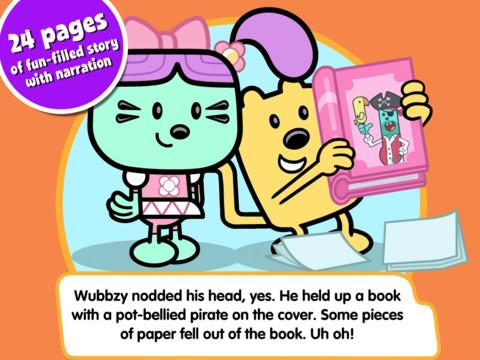 Wubbzy`s Pirate Treasure - Imagem 1 do software