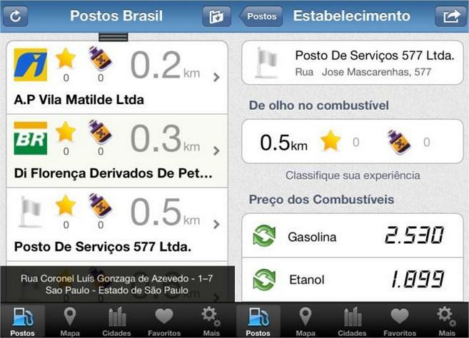 Postos Brasil - Imagem 1 do software