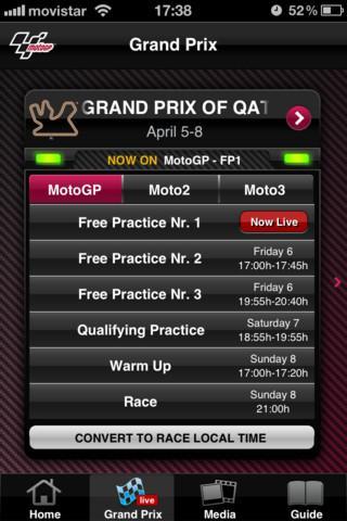 MotoGP Live Experience Full - Imagem 2 do software