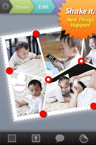 PhotoShake! - Imagem 2 do software