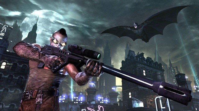 Batman: Arkham City DEMO.