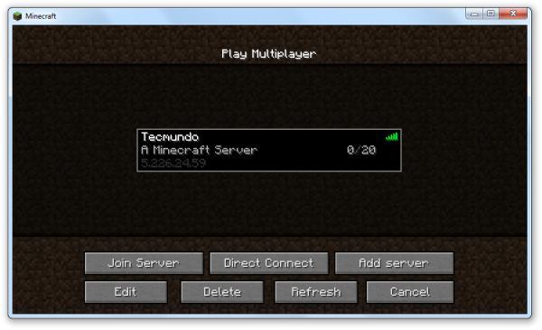 Minecraft: como criar um servidor e jogar no modo ...