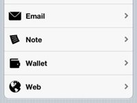 Imagem 1 do Password Keeper free for iPhone