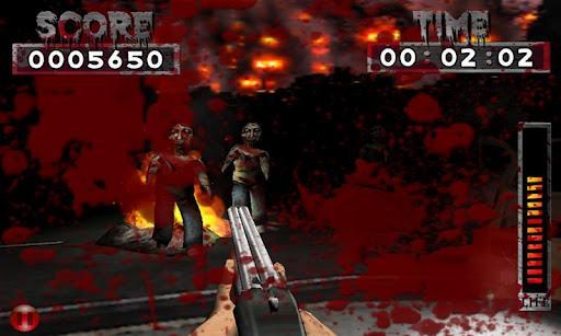Ambush Zombie Free - Imagem 1 do software