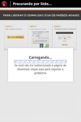 Desprotetor de Links - Imagem 2 do software