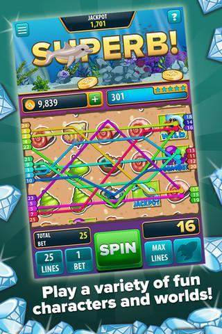 Zynga Slots - Imagem 2 do software