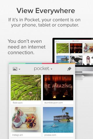 Pocket (Formerly Read It Later) - Imagem 2 do software