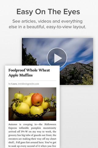 Pocket (Formerly Read It Later) - Imagem 4 do software