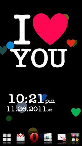 [Free] I Love Fluxo! Wall Live - Imagem 1 do software