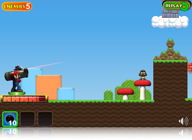 Mario Gun - Imagem 1 do software