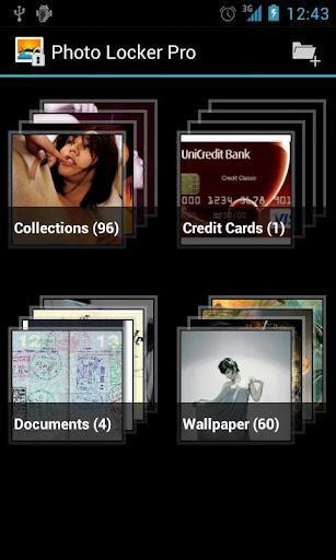 Photo Locker - Hide Pictures - Imagem 1 do software