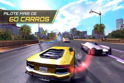 Asphalt 7: Heat - Imagem 1 do software