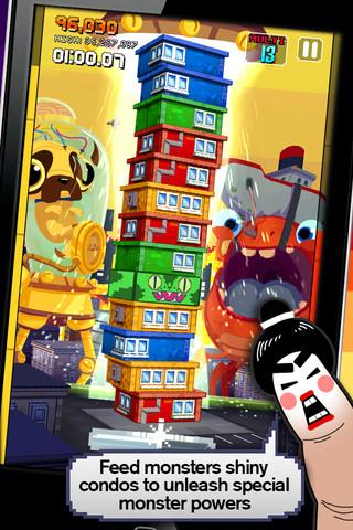 Monsters Ate My Condo - Imagem 1 do software
