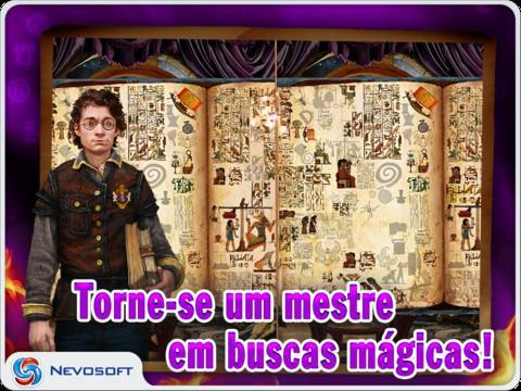 Magic Academy HD: puzzle adventure game - Imagem 1 do software