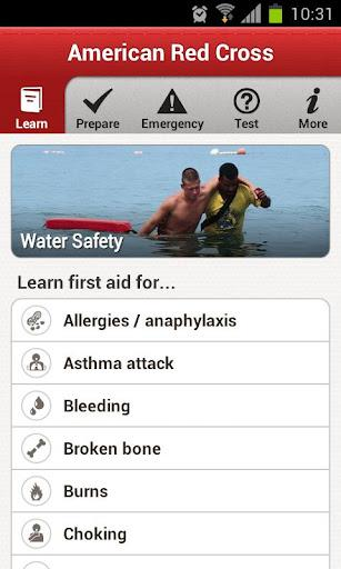 First Aid - American Red Cross - Imagem 1 do software