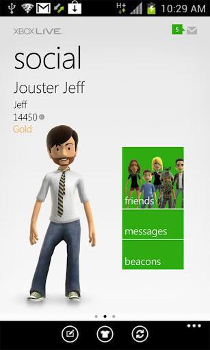 My Xbox LIVE - Imagem 1 do software