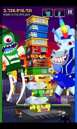 Monsters Ate My Condo - Imagem 1 do software