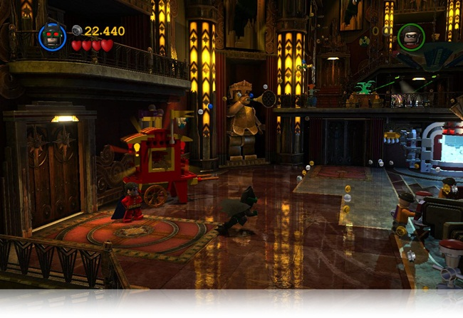 LEGO Batman 2: DC Super Heroes - Imagem 3 do software