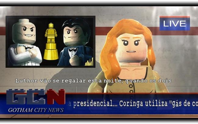 LEGO Batman 2: DC Super Heroes - Imagem 2 do software