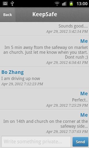 Hide SMS - private text vault - Imagem 2 do software