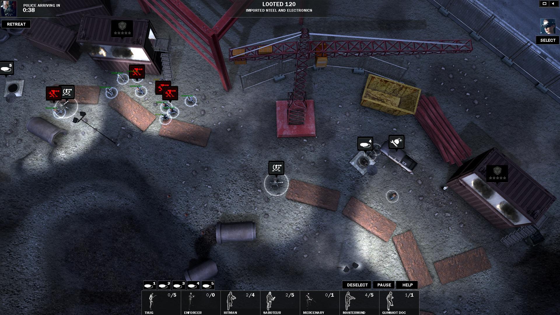 The Fire Rises - Imagem 2 do software
