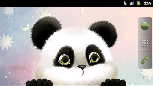 Panda Chub Live Wallpaper Free - Imagem 1 do software