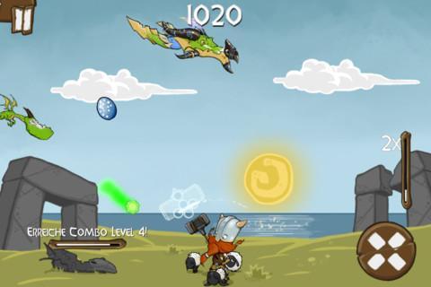 Damn you Dragons! - Imagem 1 do software
