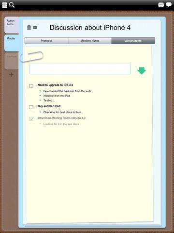 Meeting Room - Imagem 2 do software