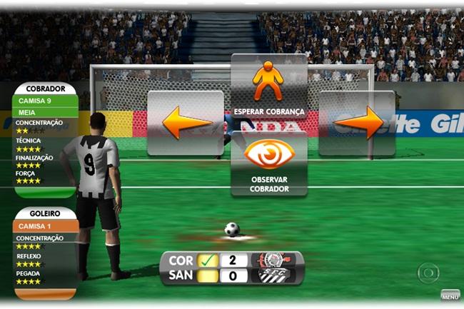 GameFutebol - Imagem 2 do software