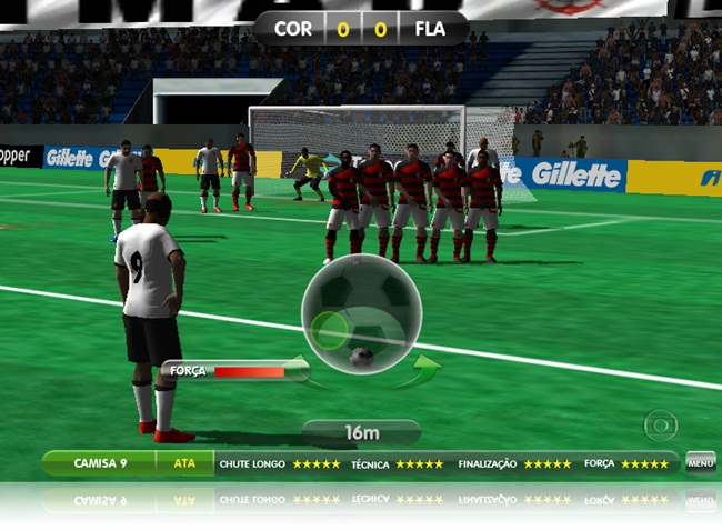 GameFutebol - Imagem 3 do software